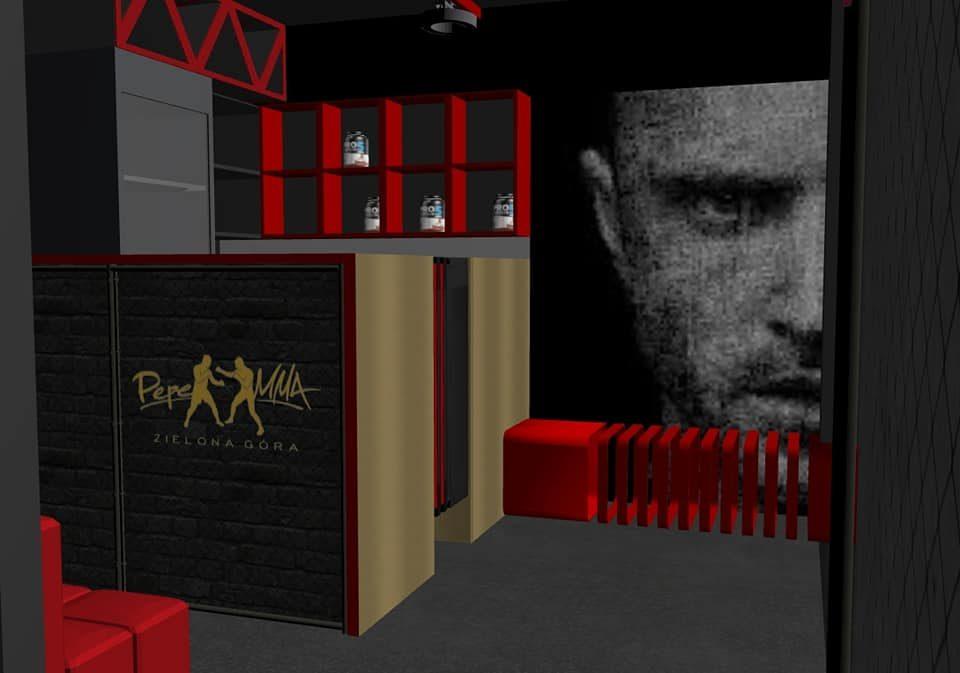 Projekt klubu PEPE MMA
